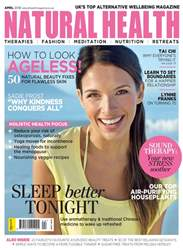 Natural Health issue Apr-18