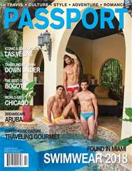 Passport Magazine April 2018 issue Passport Magazine April 2018