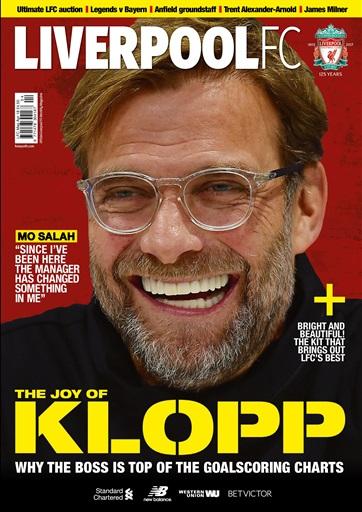Liverpool FC Magazine Preview