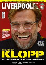Liverpool FC Magazine issue Apr-18
