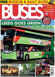 Buses Magazine issue   April 2018