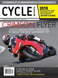 Cycle Canada issue April 2018