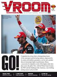 Vroom International issue n. 201 March 2018