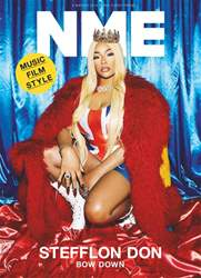 NME issue 9th March 2018