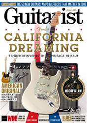 Guitarist issue April 2018