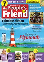 The People's Friend issue 17/03/2018
