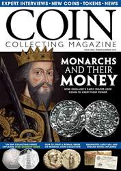 Coin Collecting Magazine Magazine Cover