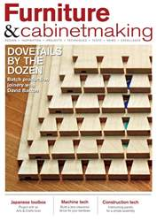 Furniture & Cabinetmaking issue April 2018
