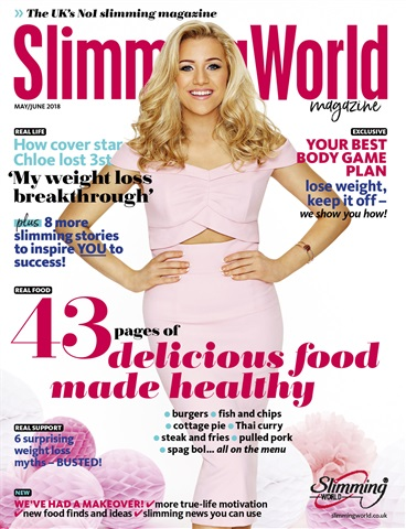 Slimming World issue May/June 2018