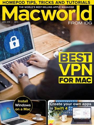 Macworld UK issue Apr-18