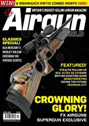 Airgun World issue APR 18