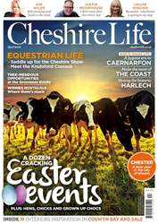 Cheshire Life issue Apr-18