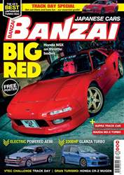 Banzai issue April 2018