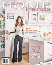 Canadian Home Trends issue Condo & New Build 2018 Home Trends