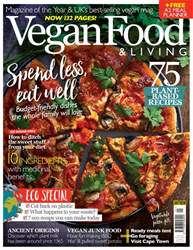 Vegan Food & Living issue April 2018