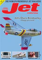 RC Jet International Magazine Cover