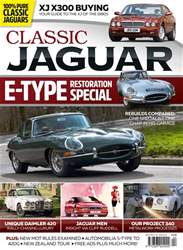 Classic Jaguar issue April/May 2018