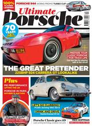 Ultimate Porsche issue April 2018