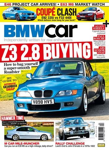 BMW Car issue April 2018