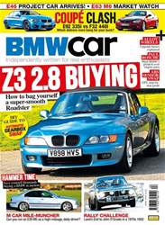 BMW Car issue April 2018