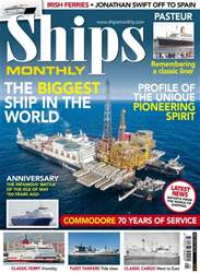 Ships Monthly issue May 2018