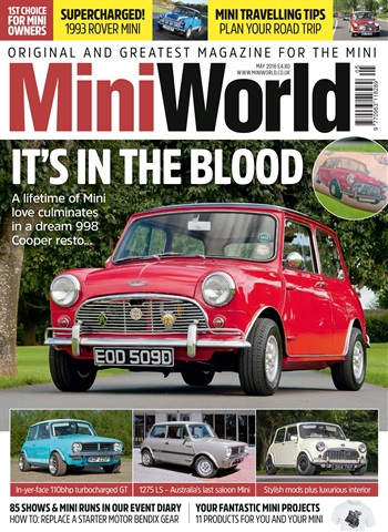 Mini World issue May 2018