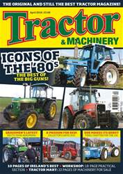 Tractor & Machinery issue April 2018