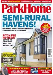 Park Home & Holiday Caravan issue April 2018