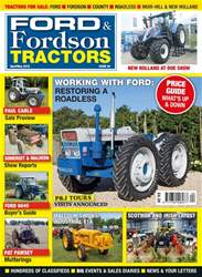 Ford & Fordson issue Apr/May 2018