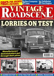 Vintage Roadscene issue April 2018