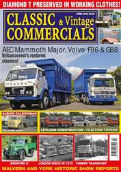 Classic & Vintage Commercials issue April 2018