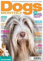 Dogs Monthly issue April 2018