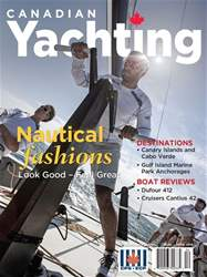 Canadian Yachting issue April 2018