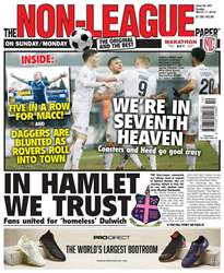 The Non-League Football Paper issue 11th March 2018