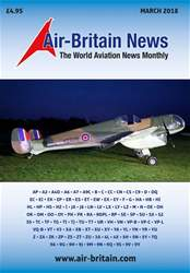 Air Britain Magazine issue Mar-18
