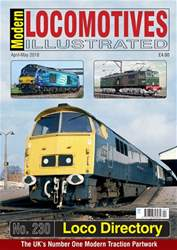 Modern Locomotives Illustrated issue Issue 230