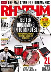 Rhythm issue April 2018
