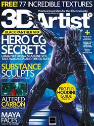 3D Artist issue Issue 117