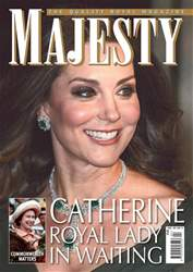 Majesty Magazine issue April 2018