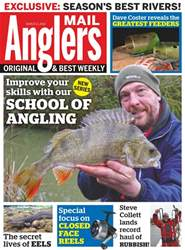 Anglers Mail issue 13th March 2018