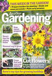 Amateur Gardening issue 17th March 2018