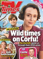 TV Times issue 17th March 2018