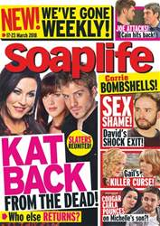 Soaplife issue 17th March 2018