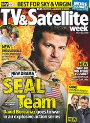 TV & Satellite Week issue 17th March 2018