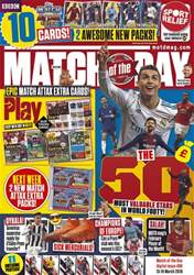Match of the Day issue Issue 496