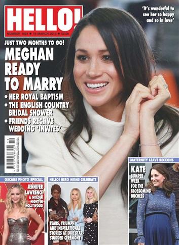Hello! Magazine issue 1524