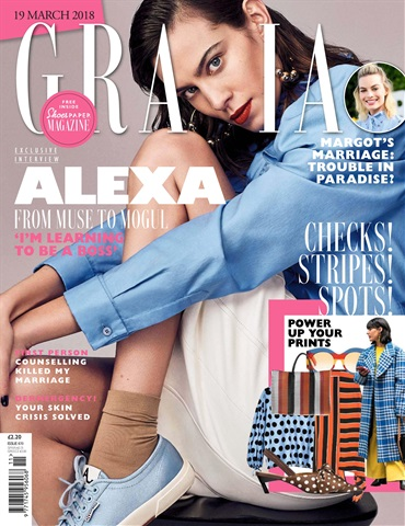 Grazia issue Issue 670