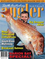 SA Angler Dec 2011-Jan 2012 issue SA Angler Dec 2011-Jan 2012