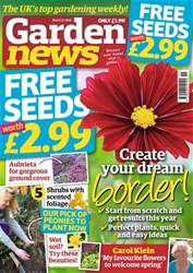 Garden News issue 17th March 2018