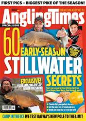 Angling Times issue 13th March 2018